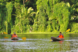 Nationalparks Costa Rica - Atlantic / Caribbean